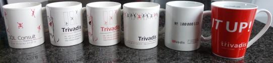 Trivadis cups